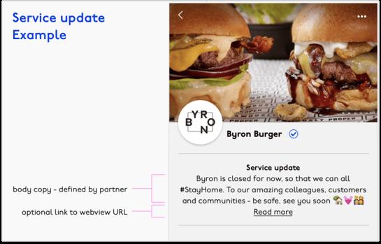 service status update_example
