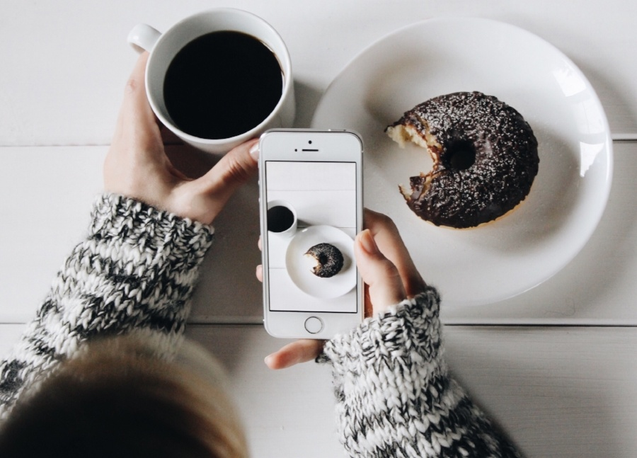 GZI_Taking Donuts Photo_Blog
